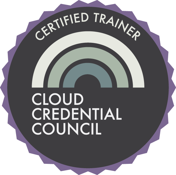 Cloud Credential Council certified trainer